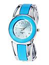 Pentru femei Ceas La Modă Ceas Brățară Quartz Aliaj Bandă Atârnat Elegant Albastru
