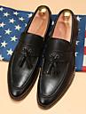 Bărbați Pantofi Imitație Piele Primăvară / Toamnă Confortabili Mocasini & Balerini Negru / Galben