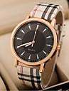 Pentru femei Ceas de Mână Ceas Casual PU Bandă Linii / Modă Albastru / Pink / Khaki / Sony S626 / Doi ani