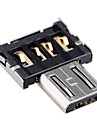 cy® conector micro USB OTG (1 buc)