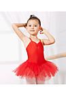 اطفال ملابس الرقص / رقص الباليه ملابس ضيقة للرقص التدريب سباندكس بدون كم