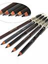 Lápices de Cejas 1 pcs Maquillaje Ojo Seco Combinación Aceitoso Impermeable Larga Duración Natural 5 colores Cosmético Útiles de Aseo