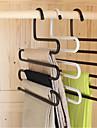 pantalon armoire de fer magiques multifonctionnels crochet support multi-couche antiderapante (couleur aleatoire)