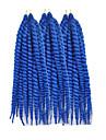 La Havane 100% cheveux kanekalon Extensions Naturelles Tresses Twist Cheveux Tressée Quotidien