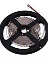 Fâșii De Becuri LEd Flexibile 300 LED-uri Alb Cald Alb Ce poate fi Tăiat DC 12V