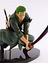 Anime de acțiune Figurile Inspirat de One Piece Roronoa Zoro 18 CM Model de Jucarii păpușă de jucărie Bărbați