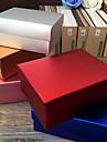 În Formă de Cub Hârtie cărți de masă Favor Holder Cu Cutii de Cadouri