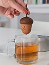 50 ml Silicon Strecurătoare Ceai . Ceai Verde creator Reutilizabil