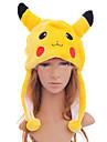 Sombrero / Gorra Inspirado por Pocket Little Monster PIKA PIKA Videojuegos de anime Accesorios de Cosplay Sombrero Poliester Hombre / Mujer Disfraces de Halloween