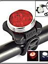 YG-185 Cykellyktor LED 240 lumens lm 4.0 Läge - Uppladdningsbar Vattentät Nattseende Cykling Vit Röd