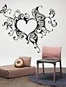 Abstrait Romance Mode Fantaisie Stickers muraux Autocollants avion Autocollants muraux decoratifs, Vinyle Decoration d\'interieur Calque
