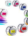 Digital Plastic Ceas deșteptător,LED