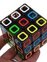 cubul lui Rubik QIYI Dimension 3*3*3 Cub Viteză lină Cuburi Magice puzzle cub nivel profesional Viteză Pătrat An Nou Zuia Copiilor Cadou
