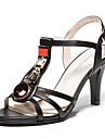 sandale din piele pentru femei aokang® lui - 132811539