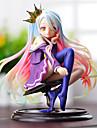 Anime de acțiune Figurile Inspirat de Nu joc nici o viață Shiro PVC 15 cm CM Model de Jucarii păpușă de jucărie