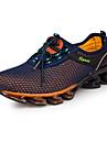 Bărbați Pantofi Tul Primăvară / Toamnă Confortabili Adidași de Atletism Alergare Albastru Închis / Bleumarin
