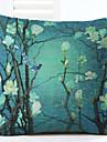 noutate floral model de lenjerie de pat perna de canapea acasă acopere acopere perna