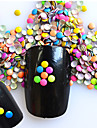 1000 Manucure De oration strass Perles Maquillage cosmetique Nail Art Design