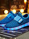 Fete Pantofi Materiale Personalizate Primăvară Confortabili / Pantofi Usori Adidași Cârlig & Buclă / LED pentru Galben / Verde / Oranj