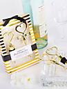 Sticlă Favor Cepuri pentru Sticle / Desfăcătoare de Sticle Temă Clasică Nepersonalizat Argintiu Auriu 2Piesă/Set