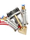 geeetech 3 i 1 mix-färg hotend för 3D-skrivare värmare cartridge40w12v