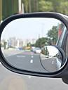 360 de grade oglinda mici rundă după vehicul auxiliar mare reglabil ciocni orb oglindă la fața locului obiectiv cu unghi larg