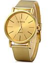 Pentru femei Ceas La Modă Ceas Casual Quartz Ceas Casual Aliaj Bandă Vintage Cool Auriu
