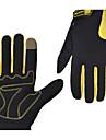 Helt finger Lycra motorcyklar Handskar