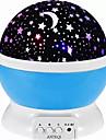 1set MOON Αστέρι Sky Projector NightLight Plin de Culoare Baterii AAA Powered USD Pentru copii Intensitate Luminoasă Reglabilă cu Cablu