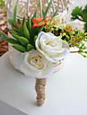 """Flori de Nuntă Butoniere Nuntă Party / Seara Satin 5.12""""(Approx.13cm) 5.12""""(Approx.13cm)"""