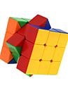cubul lui Rubik Zhanchi 5 55mm 3*3*3 Cub Viteză lină Cuburi Magice puzzle cub nivel profesional Viteză Pătrat An Nou Zuia Copiilor Cadou
