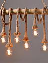 Rustik/Stuga Vintage Land Traditionell/Klassisk Retro Ministil Hängande lampor Glödande Till Vardagsrum Sovrum Kök Matsalsrum