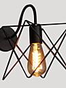 AC 110-130 AC 220-240 40 E26/E27 Modern/Samtida Rektangulär Särdrag for Flush Mount Lights,Stämningsljus Vägglampetter vägg