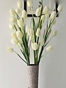 1 1 ramură Poliester / Plastic Lalele Față de masă flori Flori artificiale 41.3inch/105cm