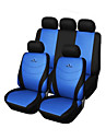 Car Seat Covers Seat Covers Gray / Red / Blue Textile Common For