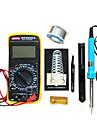 Instruments Electriques Metal Prise US