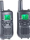 Cadouri pentru copii walkie talkie 8 canale 2 pmr way radio de până la 5 km uhf walkie talkie portabil (pachet de 2)