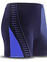 Herr Badshorts Andningsfunktion Chinlon / Elastan Standkläder Badkläder Simmning