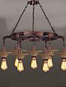 7-Light Lumini pandantiv Lumină Spot - Stil Minimalist, 110-120V / 220-240V Becul nu este inclus / 15-20㎡ / E26 / E27