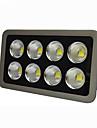 400W ip65 de înaltă calitate, lumina de lumină floodlight la fața locului impermeabil cob condus de lumină (ac85-265v)