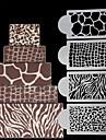 Dekorationsverktyg Tårta Plast kaka Utsmyckning
