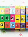 Magiska kuber Sudoku Matteleksaker Utbildningsleksak Leksaker Miljövänlig Plast Klassisk Bitar Flickor Pojkar Present