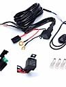 kawell 1 picior fasciculului de cabluri includ comutator kit de suppot 300w a condus lumina de lucru a condus lumina fasciculului de