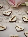 Wedding / Engagement / Valentine / Valentine\'s Day / Wedding Party Wood Eco-friendly Material Wedding Decorations Garden Theme / Asian
