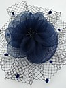 Femei Net Diadema-Nuntă Ocazie specială Informal Pălărioare Voaluri Plasă 1 Bucată