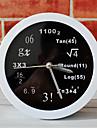 ceasuri mut politehnică ecuații matematice matematice de birou ceas de birou ceas cu alarmă ceas de masă acasă creatoare de moda