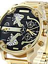 Bărbați Unic Creative ceas Ceas de Mână Ceas Brățară Ceas Militar  Ceas Elegant  Ceas Sport Quartz Japonez Calendar Rezistent la Apă Mare