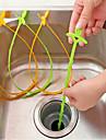 kök rör muddring krok muddring anordning för avlopp inhemsk sink dränering ren kellogg krok krok (slumpvis färg)