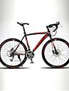 Väg Cykel Cykelsport 21 Hastighet 26 tum/700CC TX30 BB8 Dubbel skivbroms Icke-dämpning Monocoque Hardtail-ram Vanlig ALUMINIUMLEGERING