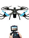 RC Drone JJRC X1G RTF 4 Canaux 6 Axes 5.8G Avec Camera HD 2.0MP 720P Quadri rotor RC FPV / Lampe LED / Securite Integree Quadri rotor RC